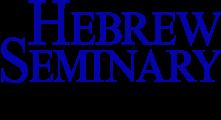 Hebrew Seminary Logo